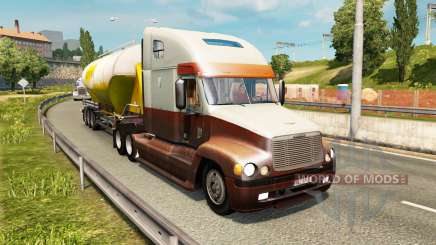 American truck traffic pack v1.3.1 for Euro Truck Simulator 2