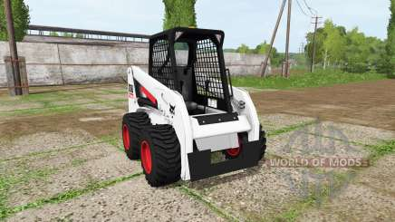 Bobcat S160 v2.3 for Farming Simulator 2017