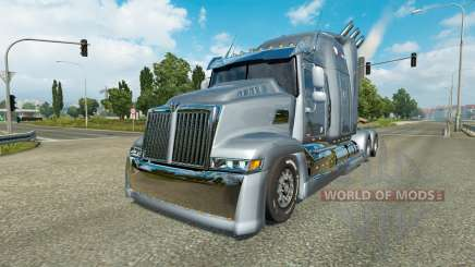 Wester Star 5700 Optimus Prime for Euro Truck Simulator 2