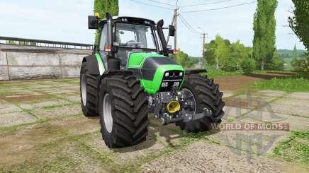 Deutz-Fahr Agrotron 620 TTV v4.0 for Farming Simulator 2017