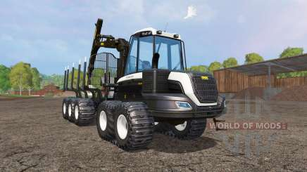 PONSSE Buffalo 10x10 for Farming Simulator 2015