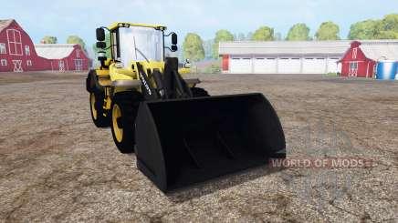 Volvo L120H for Farming Simulator 2015