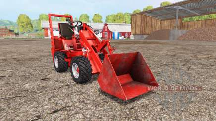 Weidemann Hoftrac 916 DM for Farming Simulator 2015
