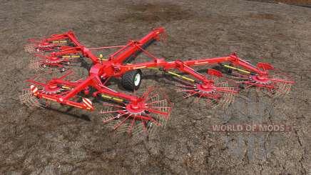 Krone Swadro 2000 v1.2 for Farming Simulator 2015