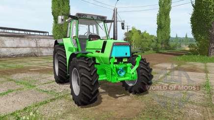 Deutz-Fahr AgroStar 6.61 v1.2 for Farming Simulator 2017