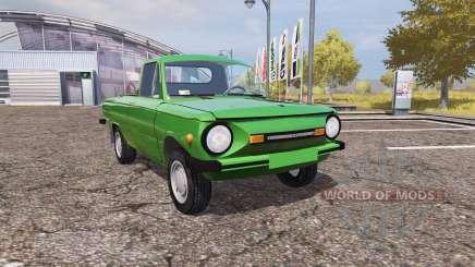 ZAZ 968M pickup for Farming Simulator 2013