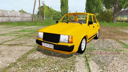 Skoda 120L for Farming Simulator 2017