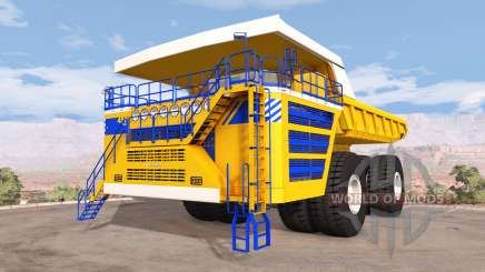 BelAZ 75710 v1.1 for BeamNG Drive