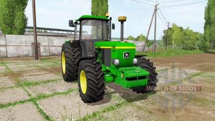 John Deere 3050 for Farming Simulator 2017