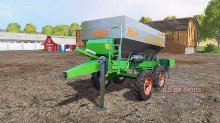 Stara Hercules 10000 for Farming Simulator 2015