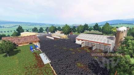 Kulen Vakuf v2.1 for Farming Simulator 2015