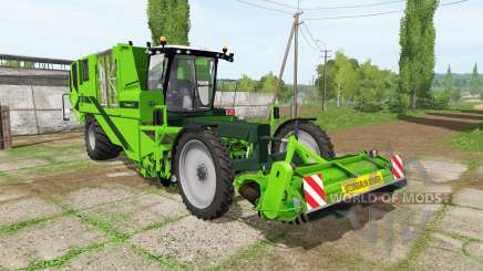 AVR Puma 3 for Farming Simulator 2017