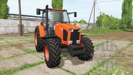 Kubota M135GX for Farming Simulator 2017