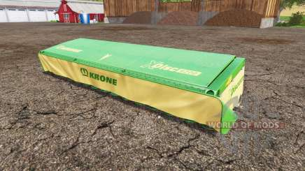 Krone XDisc 6200 v1.1 for Farming Simulator 2015