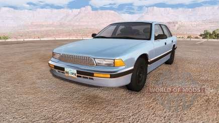 Gavril Grand Marshall V6 road cruiser v1.1 for BeamNG Drive