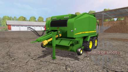 John Deere 678 for Farming Simulator 2015