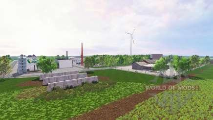 Unna district v2.5 for Farming Simulator 2015
