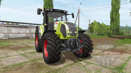 CLAAS Axion 830 v2.0 for Farming Simulator 2017