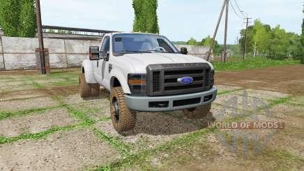 Ford F-350 Super Duty Regular Cab for Farming Simulator 2017