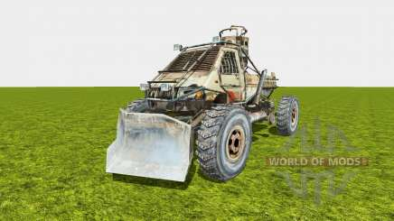 Armored truck for Farming Simulator 2015
