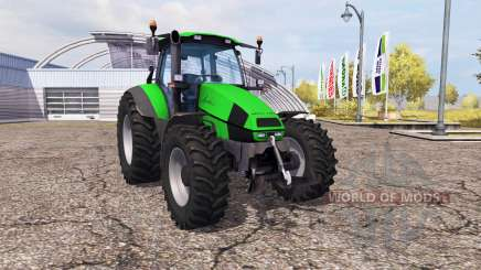 Deutz-Fahr Agrotron 120 Mk3 for Farming Simulator 2013