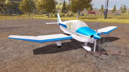 Robin DR-400 for Farming Simulator 2013