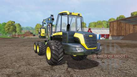 PONSSE Bear 6x6 for Farming Simulator 2015