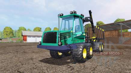Timberjack 1110 v1.1 for Farming Simulator 2015