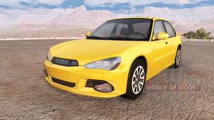 Hirochi Sunburst V6 v1.1 for BeamNG Drive