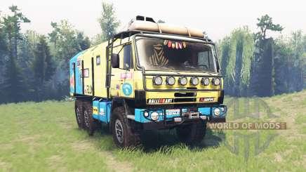 Tatra 815 Dakar for Spin Tires