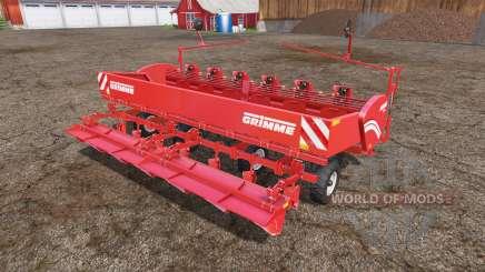 Grimme GL 660 v1.1 for Farming Simulator 2015