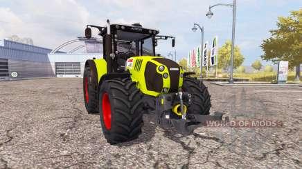 CLAAS Arion 620 v1.5 for Farming Simulator 2013