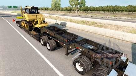Fontaine Magnitude 55L Komatsu for American Truck Simulator