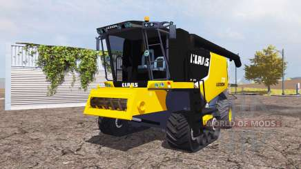 CLAAS Lexion 770 TerraTrac v2.0 for Farming Simulator 2013