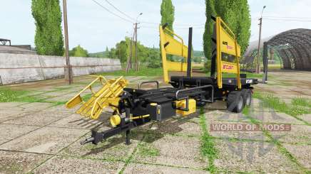 Arcusin AutoStack FS 63-72 for Farming Simulator 2017