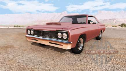 Plymouth Road Runner v1.1 for BeamNG Drive