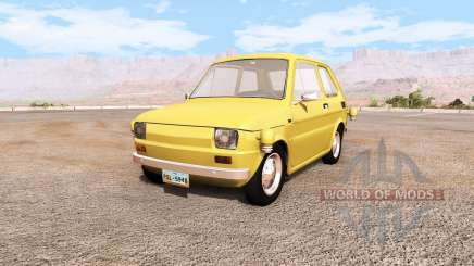 Fiat 126p flying v0.1 for BeamNG Drive