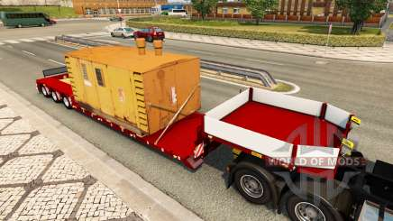 Doll Vario 3-axle v4.1 for Euro Truck Simulator 2