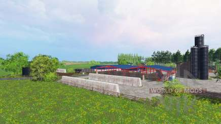 Kirriemuir farm for Farming Simulator 2015