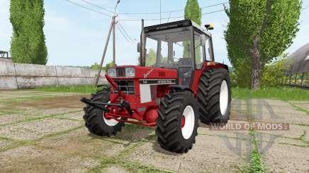 International Harvester 744 v1.3 for Farming Simulator 2017
