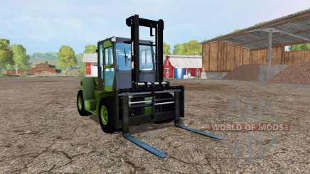 CLARK C80 v4.01 for Farming Simulator 2015