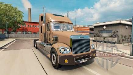 Freightliner Coronado v1.7 for Euro Truck Simulator 2