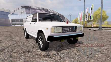 VAZ 21043-33 v2.0 for Farming Simulator 2013