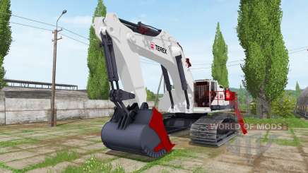 Terex RH 90-F for Farming Simulator 2017