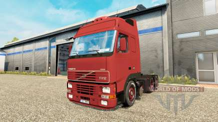 Volvo FH12 v1.7 for Euro Truck Simulator 2
