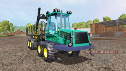 Timberjack 1110 for Farming Simulator 2015
