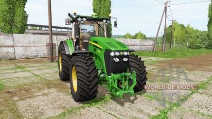 John Deere 7930 v3.0 for Farming Simulator 2017