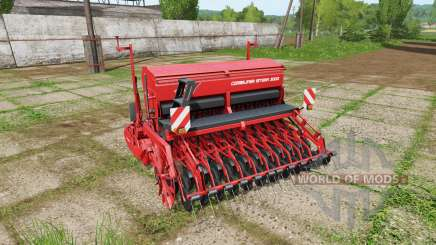 Kuhn Sitera 3000 for Farming Simulator 2017