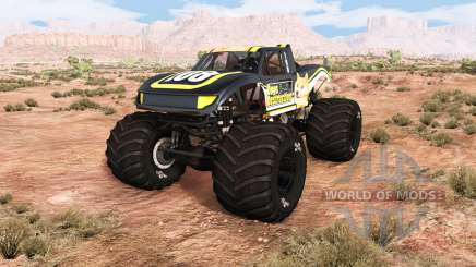 CRD Monster Truck v1.1 for BeamNG Drive