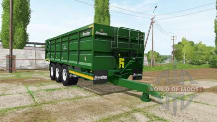 Broughan 22F for Farming Simulator 2017